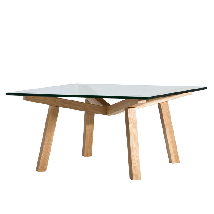SQUARE FORTE LOW TABLE A / スクエア フォルテ ローテーブル A
