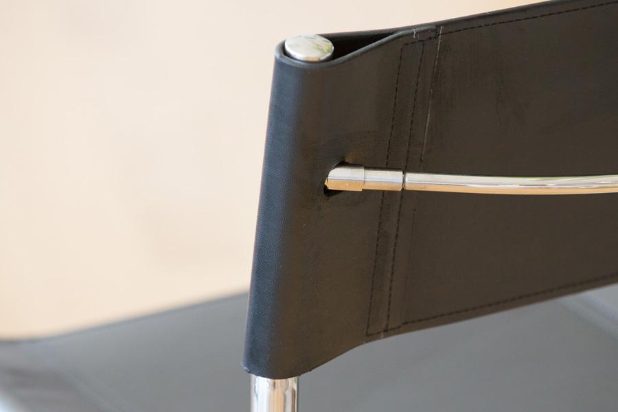E-comfort カンチレバーチェア | 後ろアップ