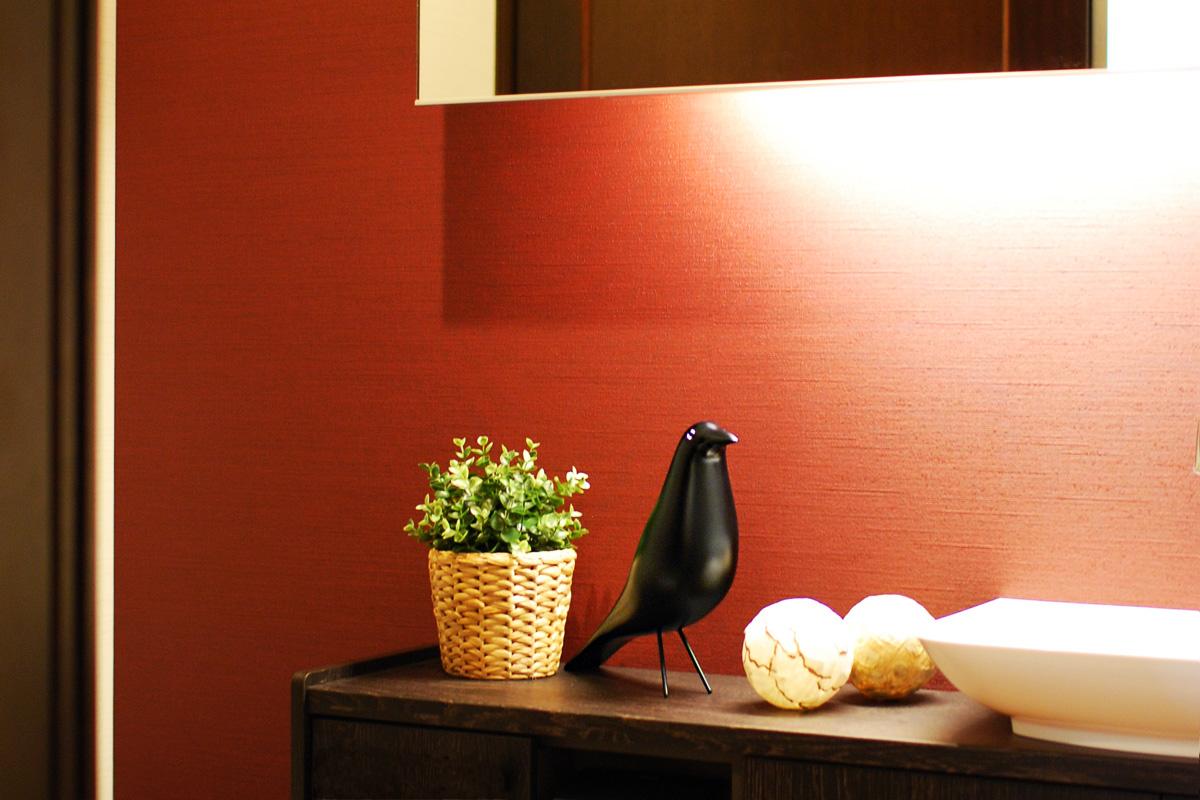 E-comfort イームズ ハウス バード | 設置例