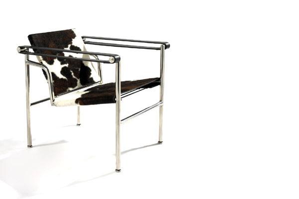 E-comfort LC1 スリングチェア | 斜め横