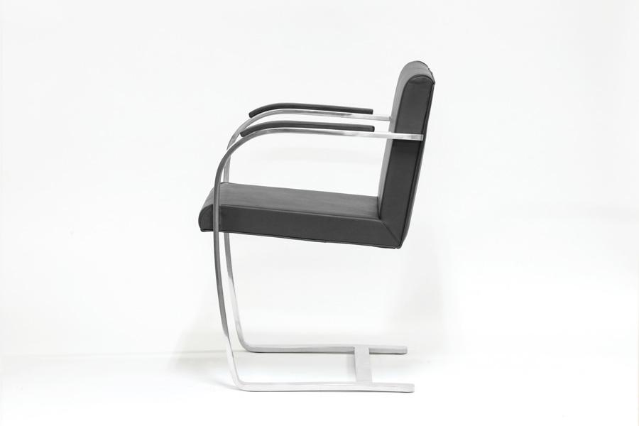 E-comfort ブルーノチェア | 横