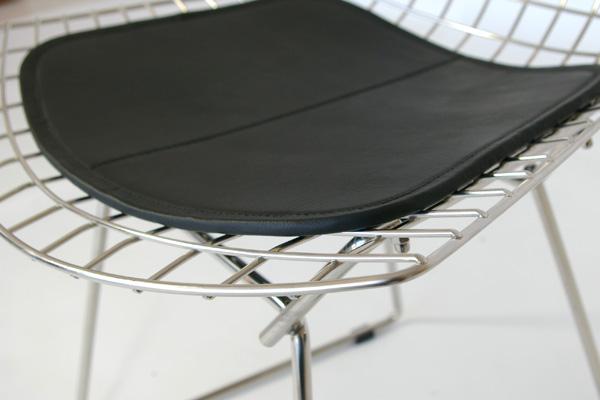 E-comfort ベルトイア サイドチェア シートパッド | 座面アップ