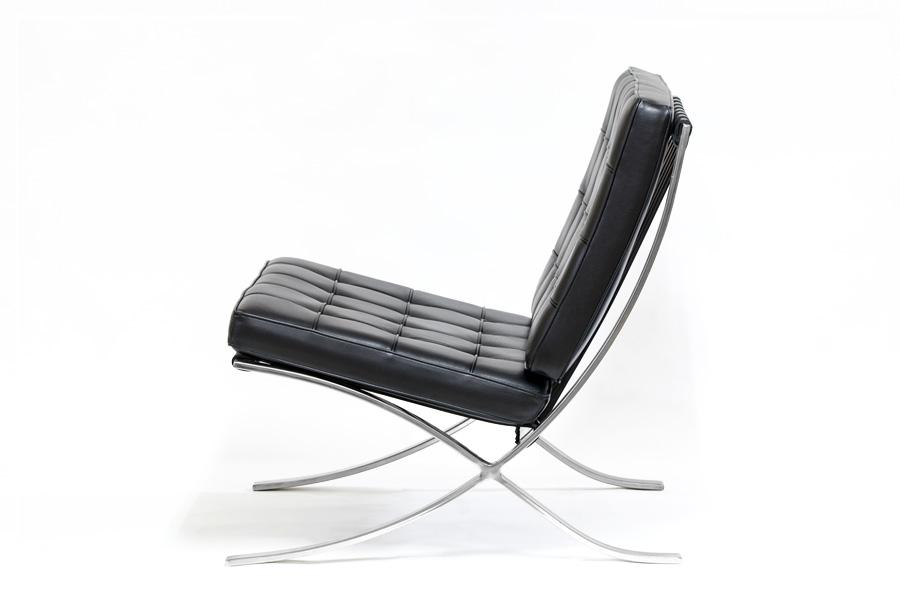 E-comfort バルセロナチェア | 横