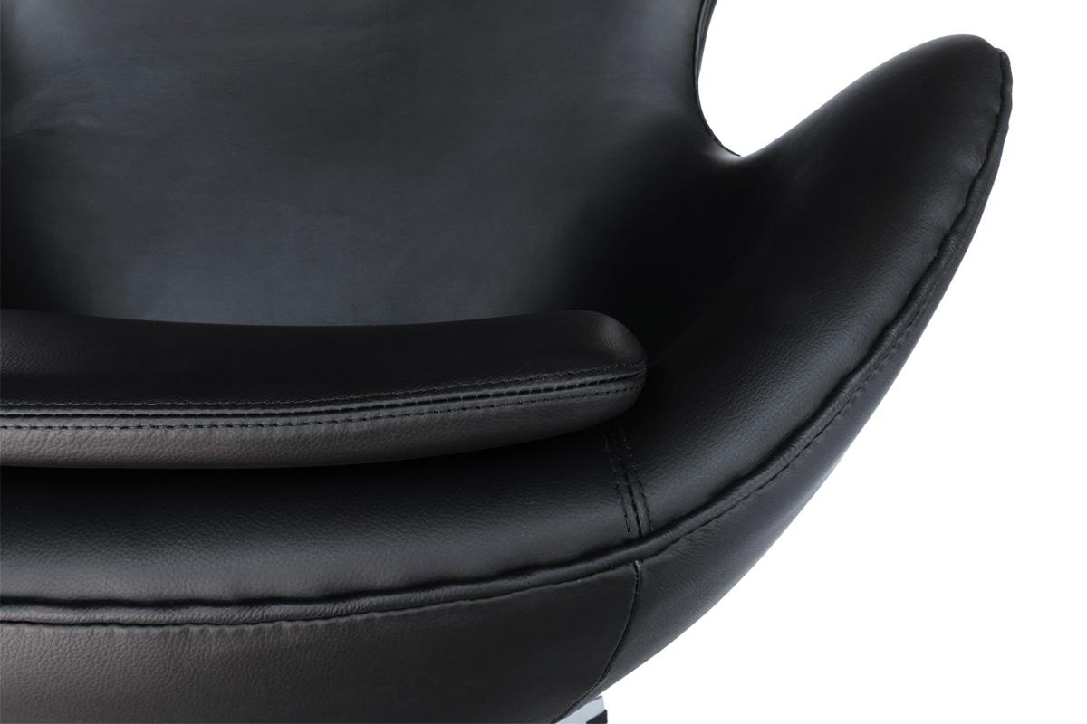 E-comfort Eラウンジチェア 0Aブラック |