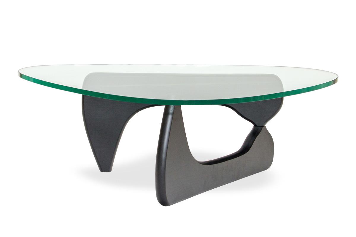 E-comfort ノグチテーブル<br>オーク ブラック塗装