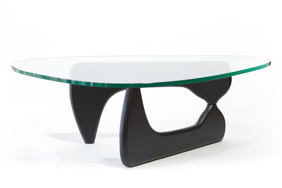 E-comfort ノグチテーブル アッシュ ブラック塗装 |