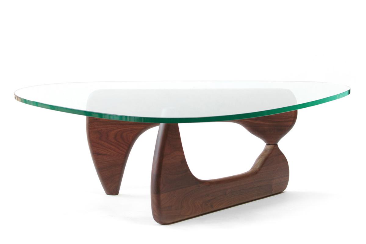 E-comfort ノグチテーブル<br>ウォールナット