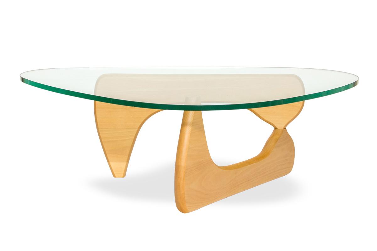 E-comfort ノグチテーブル ビーチ | 正面