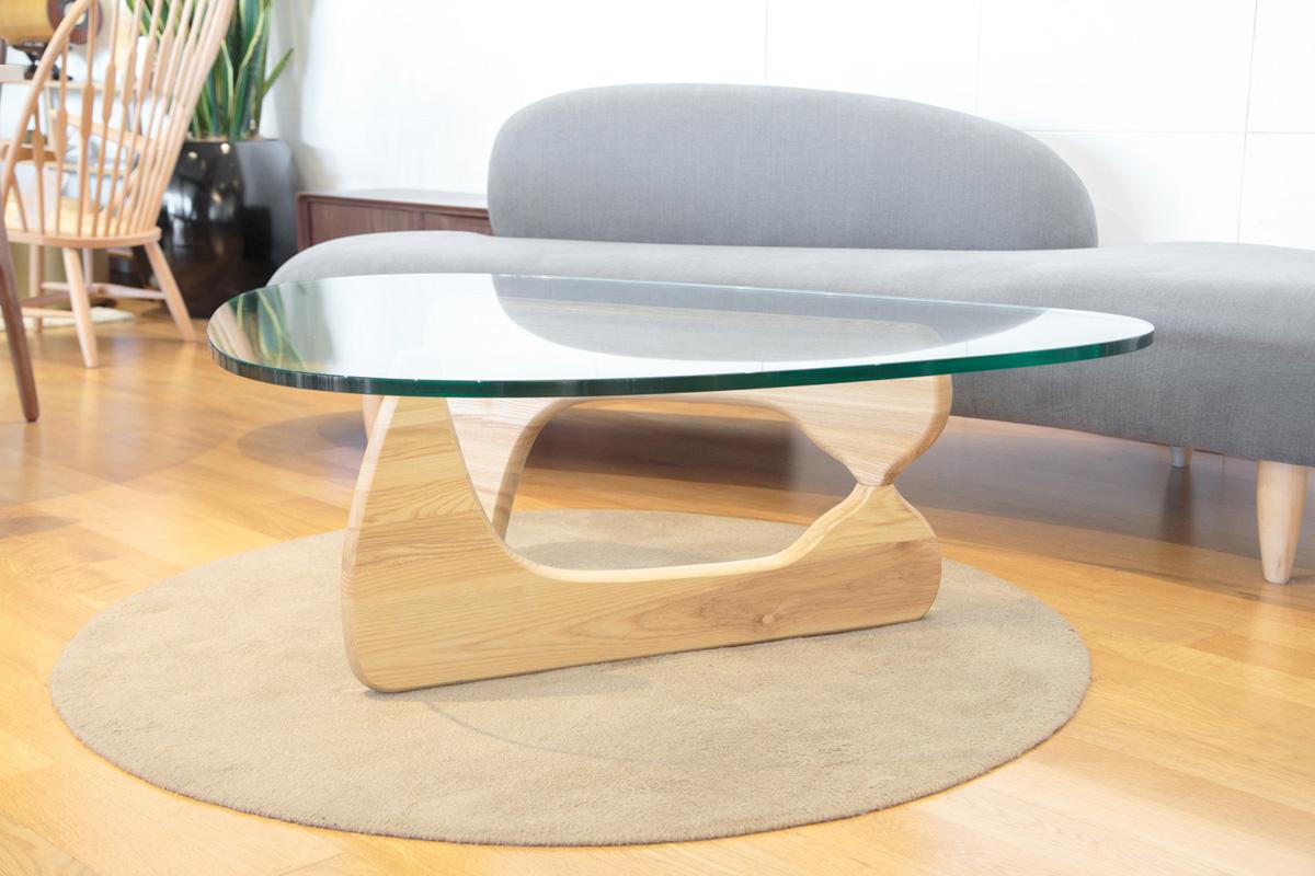 E-comfort ノグチテーブル アッシュ |