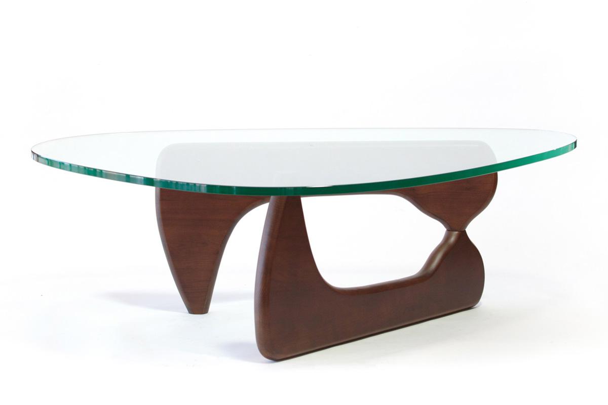 E-comfort ノグチテーブル<br>アッシュ ブラウン塗装