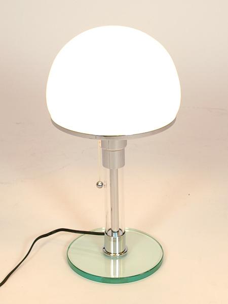 E-comfort WG24 テーブルランプ | 斜め上