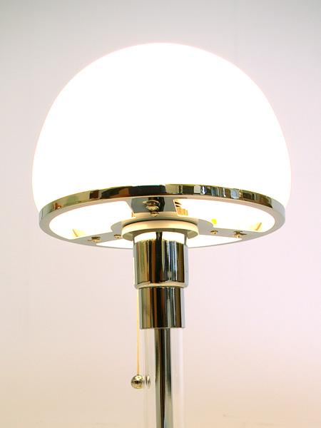 E-comfort WG24 テーブルランプ | アップ