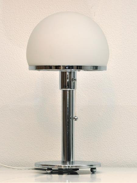 E-comfort WA24 テーブルランプ | 正面