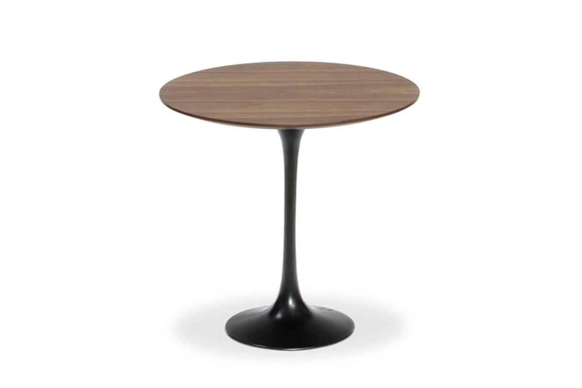 E-comfort チューリップコーヒーテーブル<br>ウォールナット