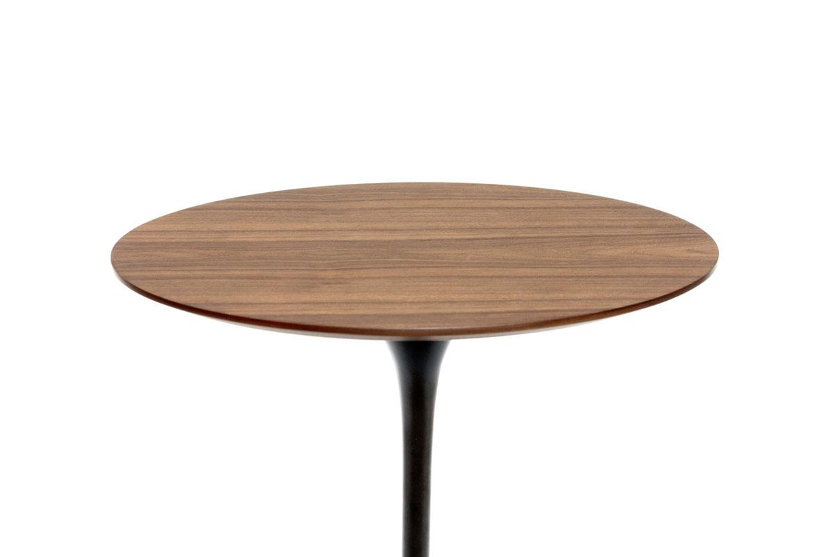 E-comfort チューリップコーヒーテーブル ウォールナット  