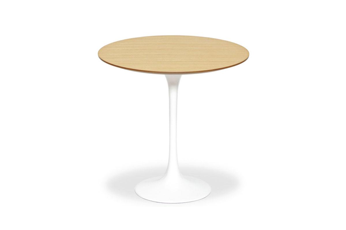 E-comfort チューリップコーヒーテーブル<br>オーク