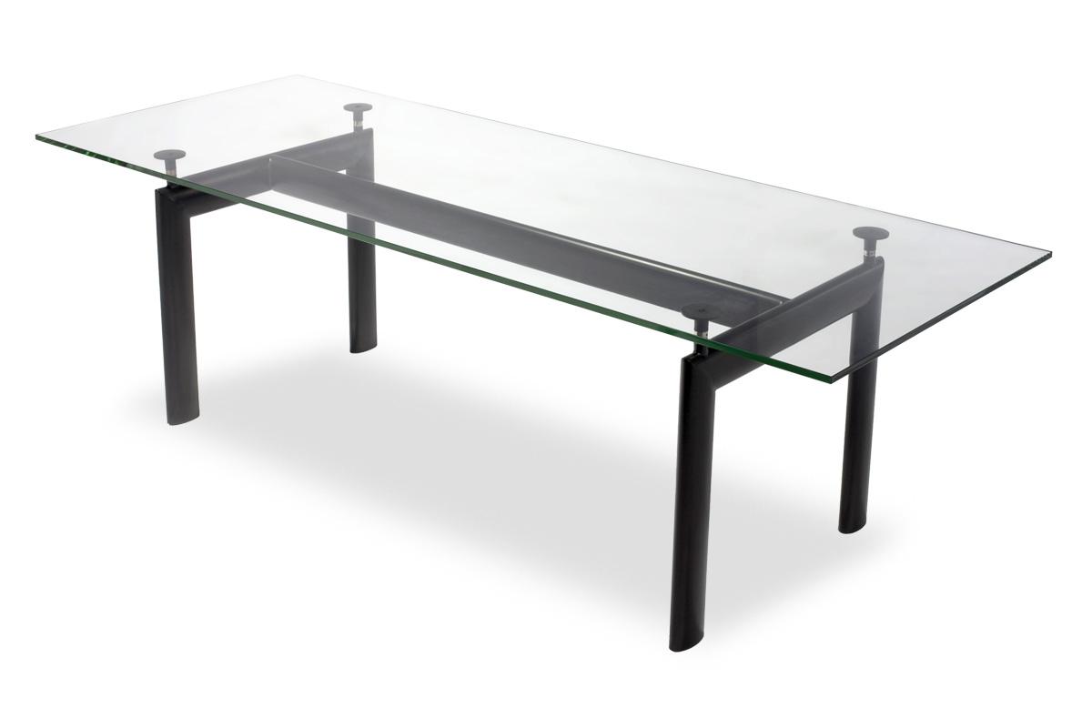 E-comfort LC6 ダイニングテーブル 225cm | 斜め上