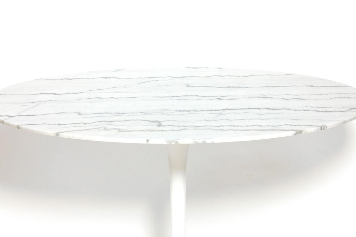 E-comfort チューリップダイニングテーブル マーブル 120 |