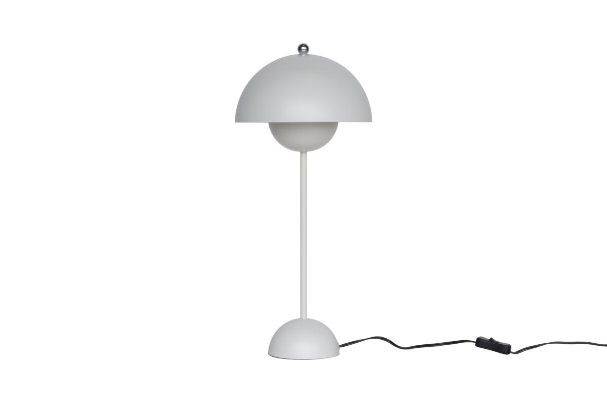 E-comfort フラワーポット テーブルランプ<br>ホワイト
