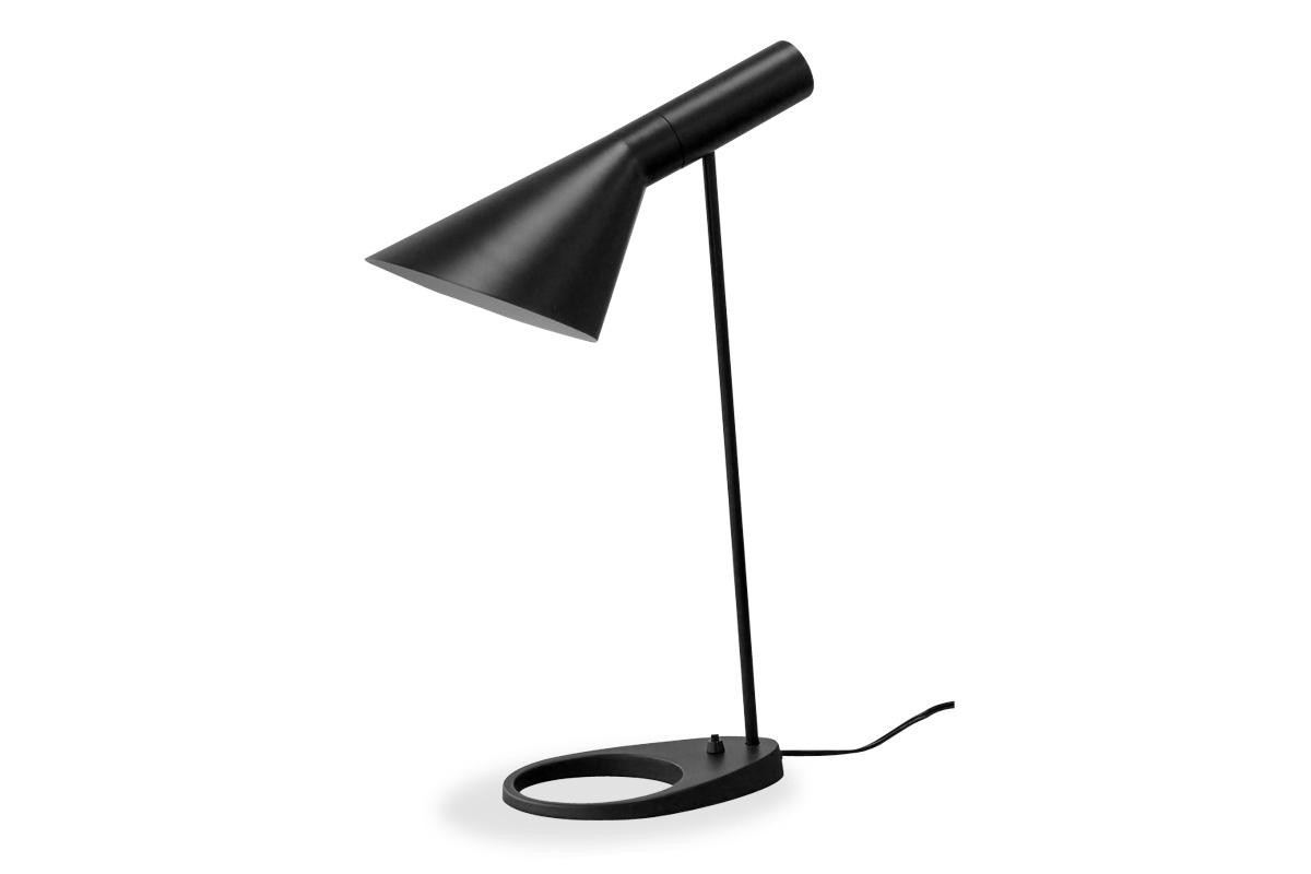 E-comfort AJテーブルランプ ブラック