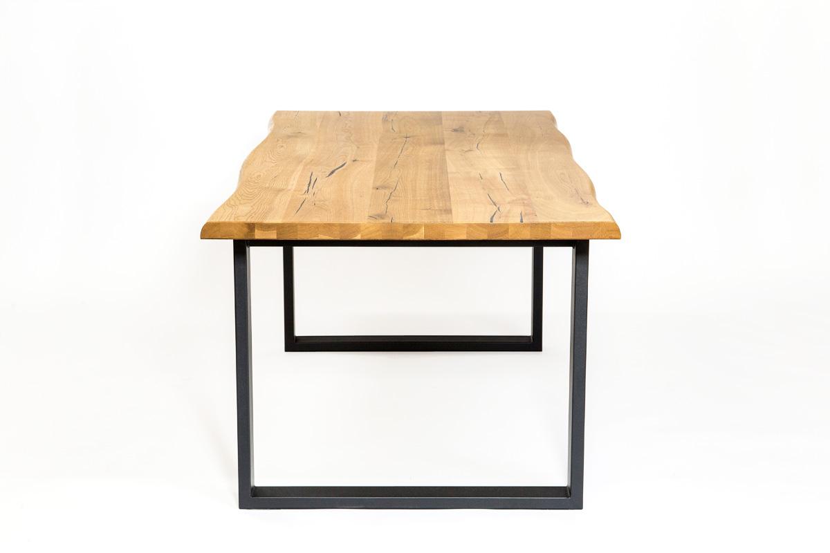 E-comfort ロッテルダム テーブル 180cm オーク | 横
