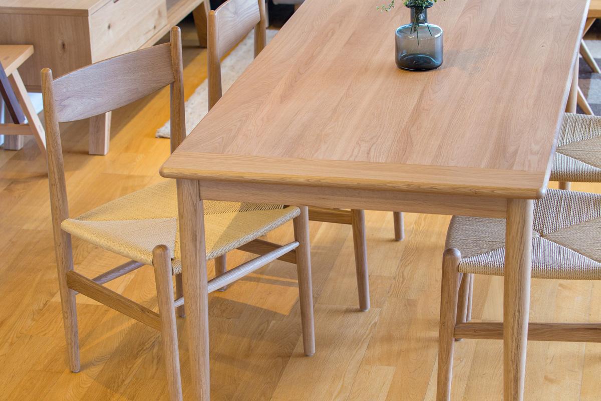 E-comfort ダイニングテーブル[5点セット] ノルドテーブルw160v+CH36チェア |