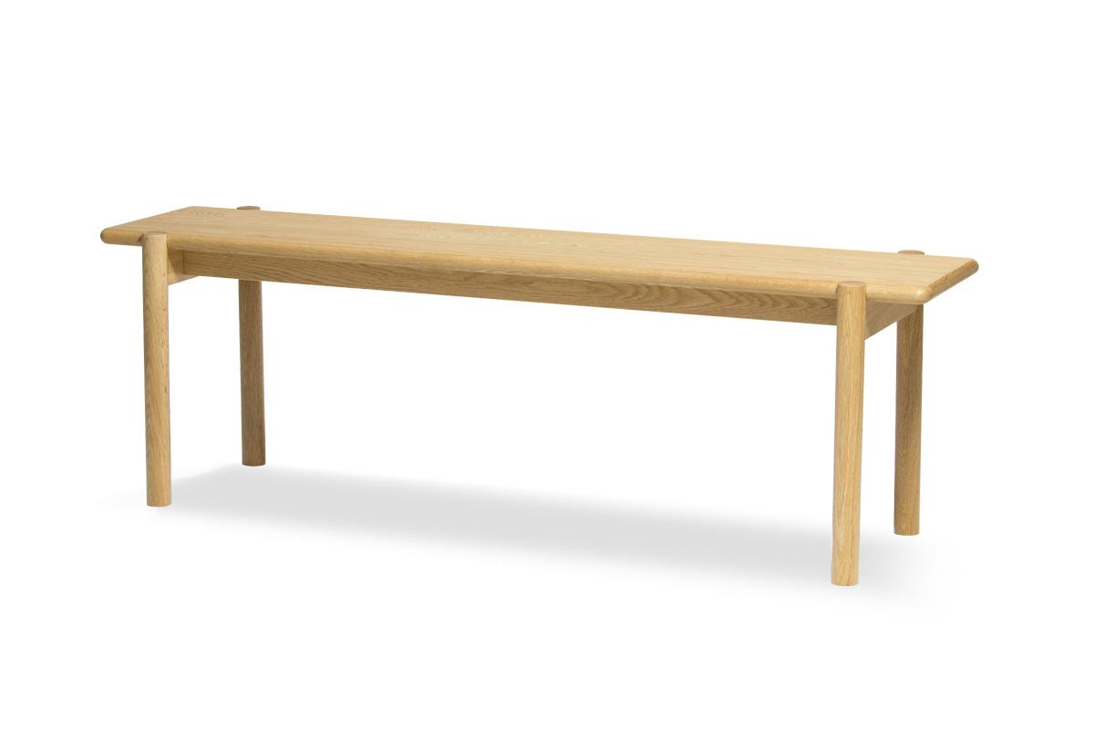 E-comfort ダイニングテーブル[4点セット] ノルドテーブルw160v+CH36チェア+アンドラ丸脚ベンチ |