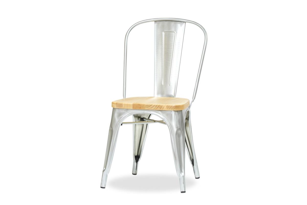 E-comfort ダイニングテーブル[5点セット] ロッテルダムテーブルw160+Aチェア ウッドシート |