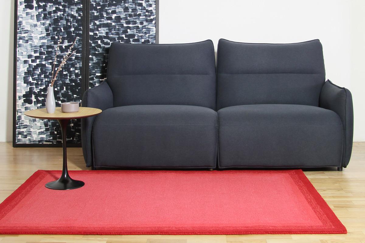 E-comfort BLENDA 200x140cm ワインレッド