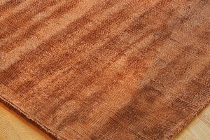 E-comfort 手織りラグ ダイナスティー アンティーク 230x160cm ブラウン |