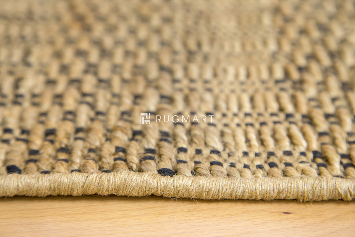 E-comfort ジュート ラグ JUTANO-1001 50x80cm ナチュラル |