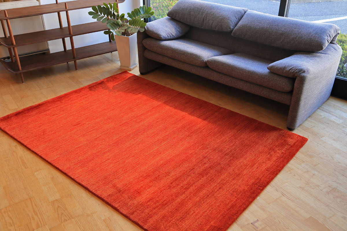E-comfort LEXUS 230x160cm ラスティーオレンジ