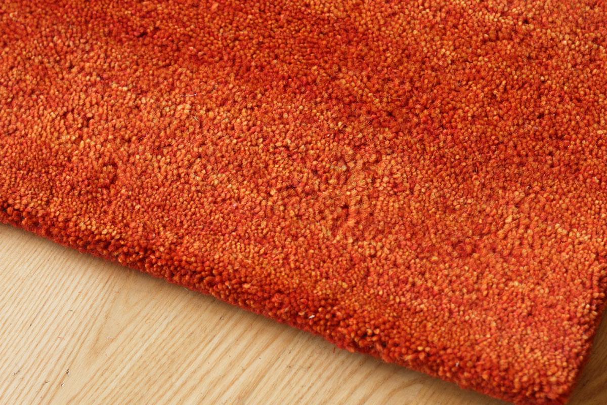 E-comfort プレーン 230x160cm オレンジ |