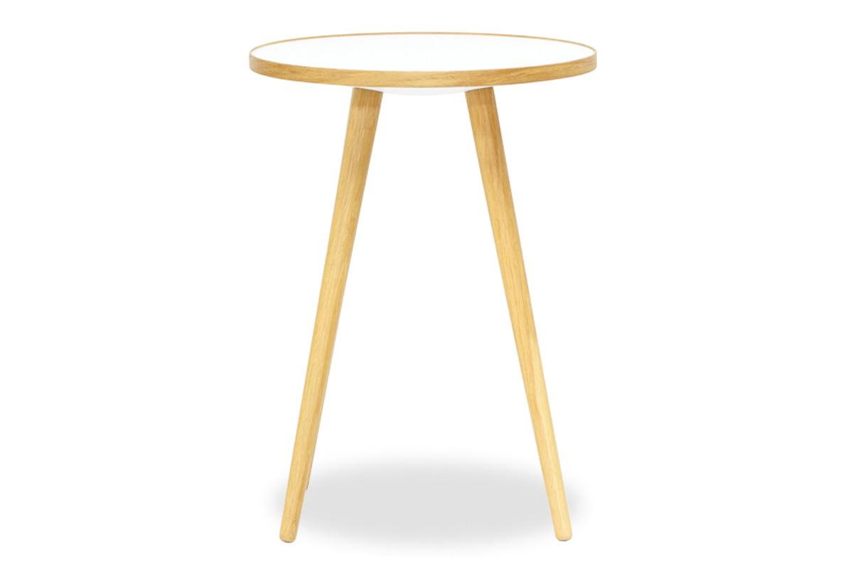 E-comfort SPUTNIK サイドテーブル B<br>オーク