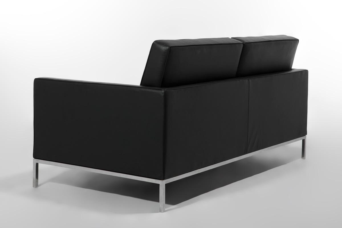 E-comfort 1206セッティー 2人掛け | 斜め後ろ