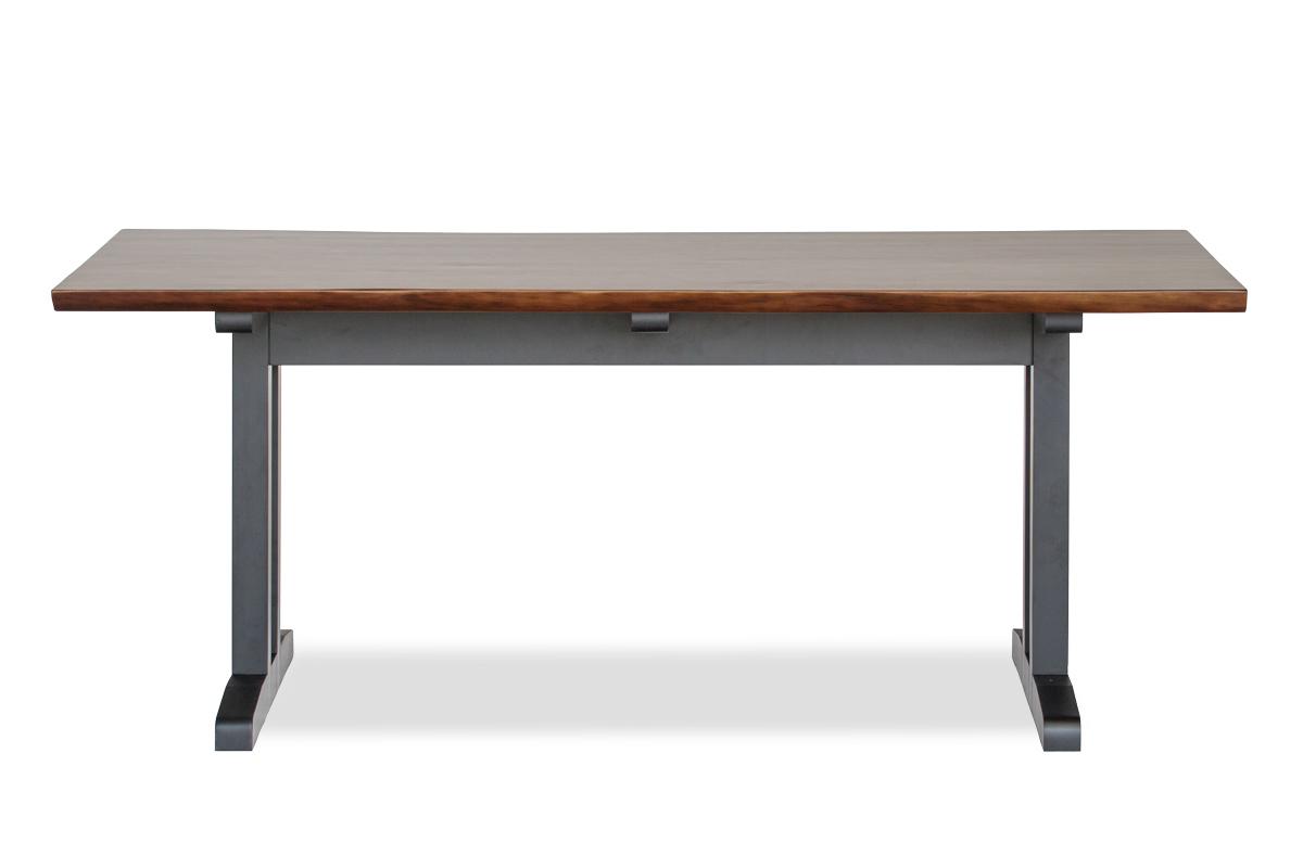 E-comfort 無垢 テーブル 180cm<br>ウォールナット