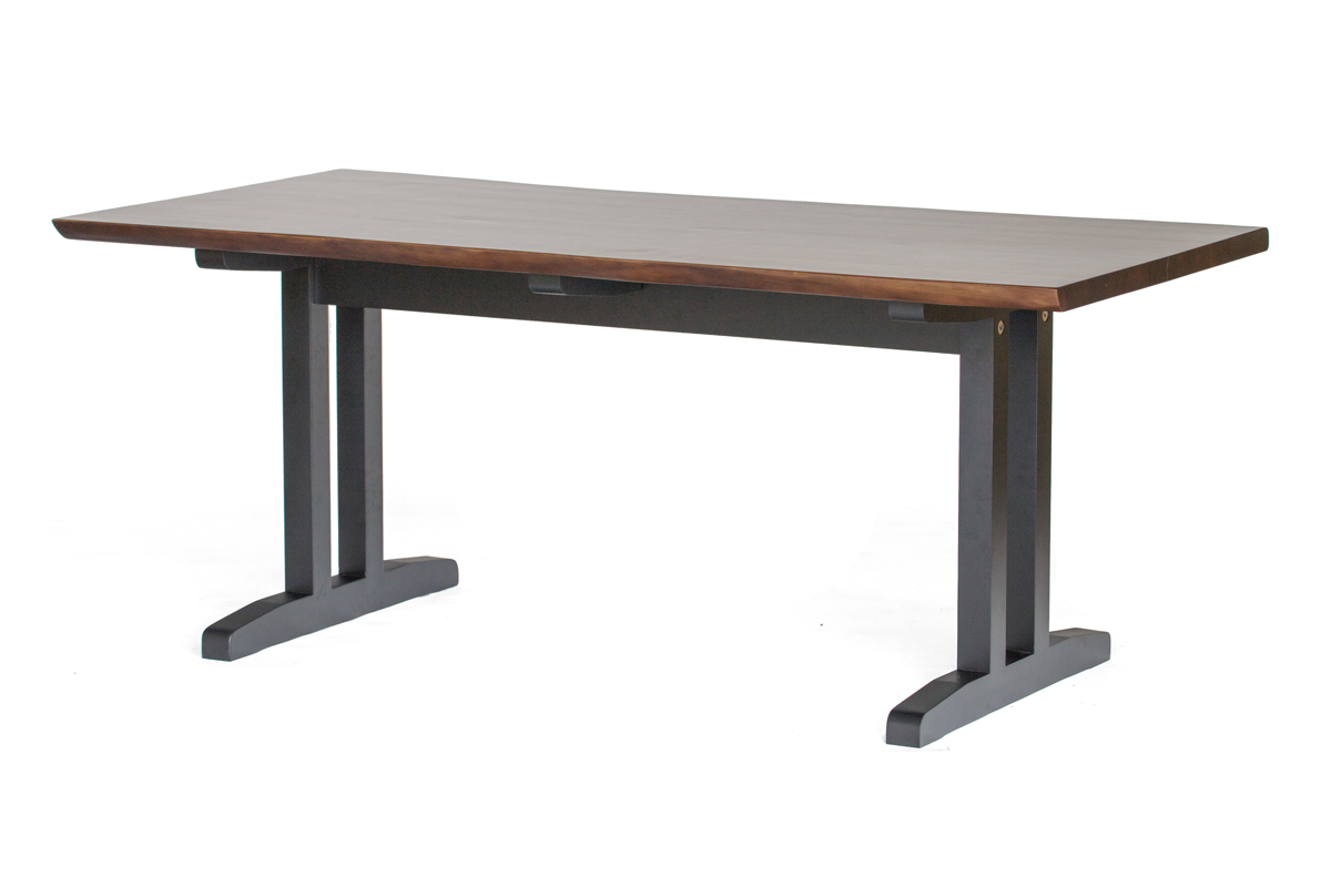 E-comfort 無垢 テーブル 180cm ウォールナット |