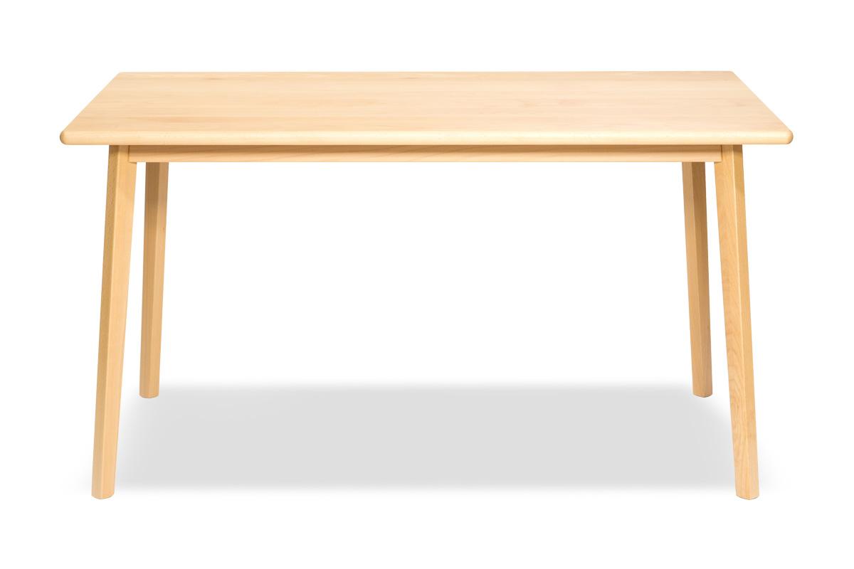 E-comfort 無垢 ダイニングテーブル 140cm<br>ビーチ