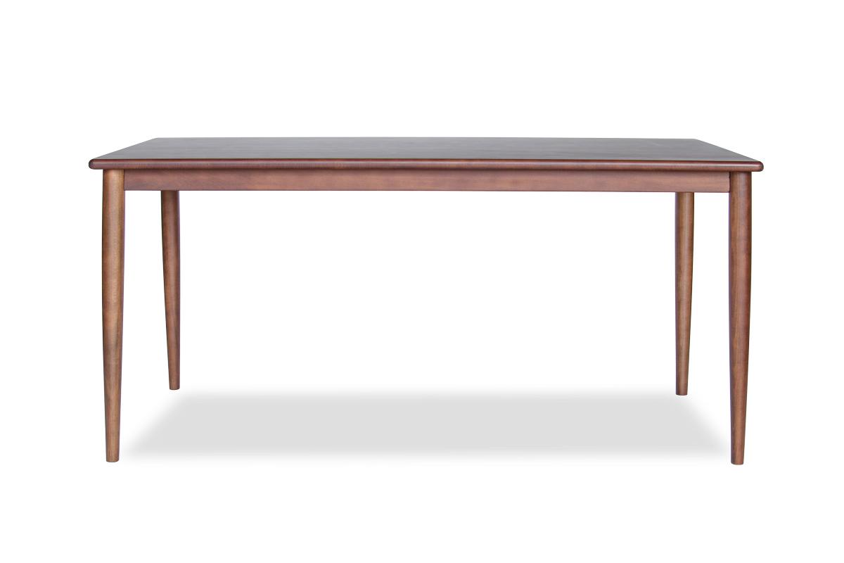E-comfort ノルドテーブル 160cm<br>ビーチ ブラウン塗装