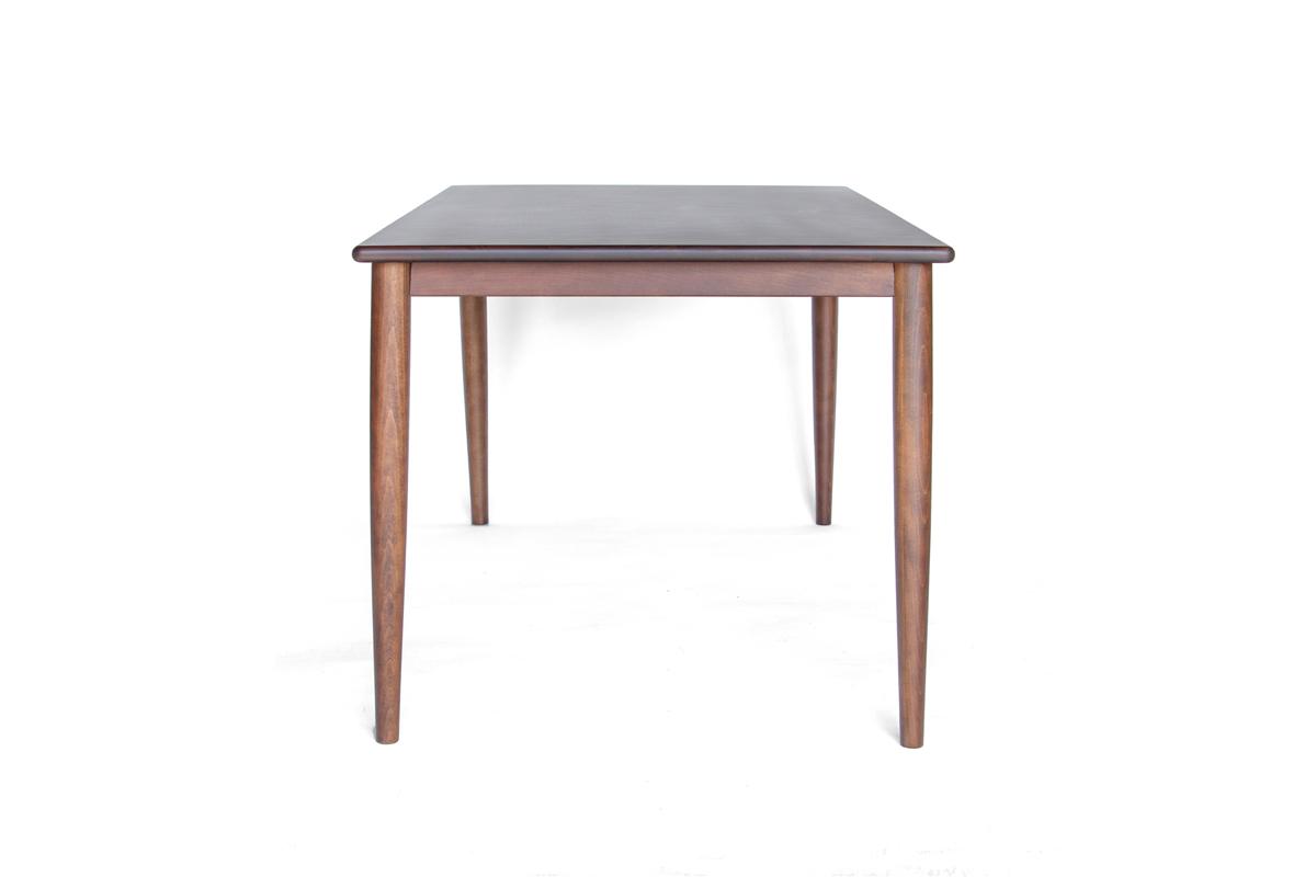 E-comfort ノルドテーブル 160cm ビーチ ブラウン塗装 |