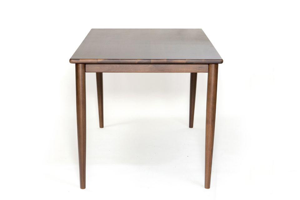 E-comfort ノルドテーブル 160cm ウォールナット | 横