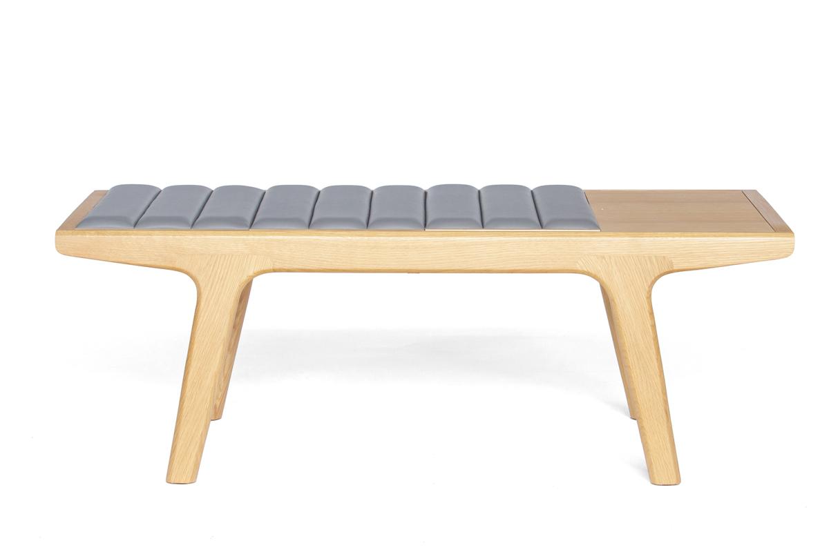 E-comfort リバーソ ベンチテーブル 120 オーク  