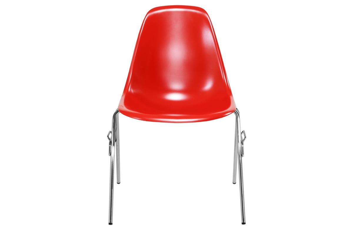 E-comfort DSS スタッキング シェルチェア<br>FRP樹脂 6色